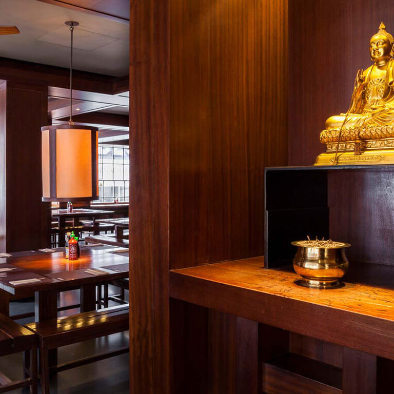 busaba leicester square seating area