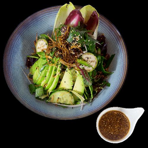 super yam pak salad