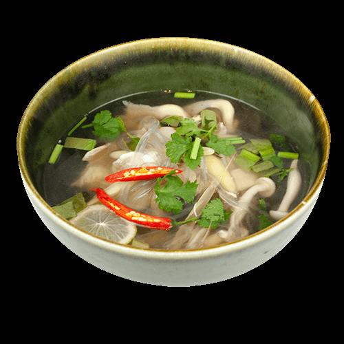 tom klong chicken noodle soup