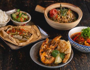 Busaba Thai Restaurant In London Happiness Meet Harmony